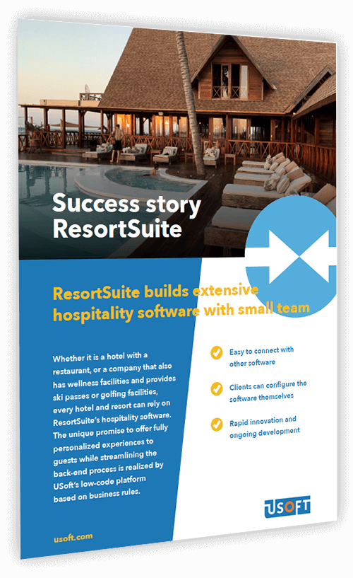 ResortSuite success story USoft
